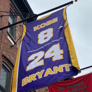 Rest in Power, Kobe! #mambaforever