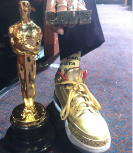 Gold on Gold  - Spike Lee's Oscar Win 2019